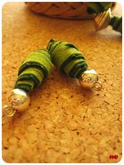 Pitoneinlove collection (mcf_dynamicamente ^_^) Tags: handmade moda feltro colori riccia mariacarmen