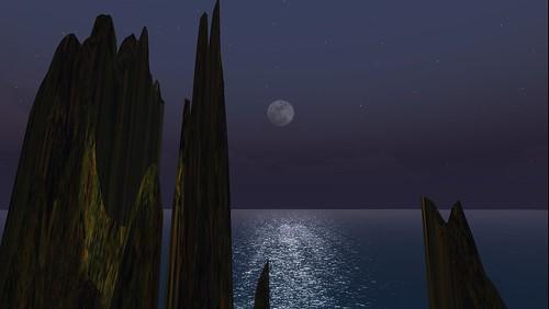 wetlands moon