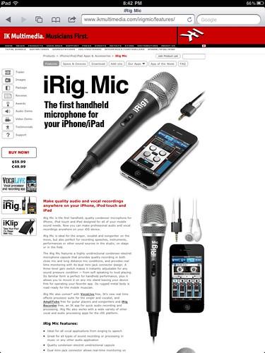 iRig iMic