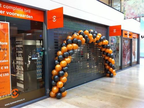 Ballonboog 7m Eyes and More Zuidplein