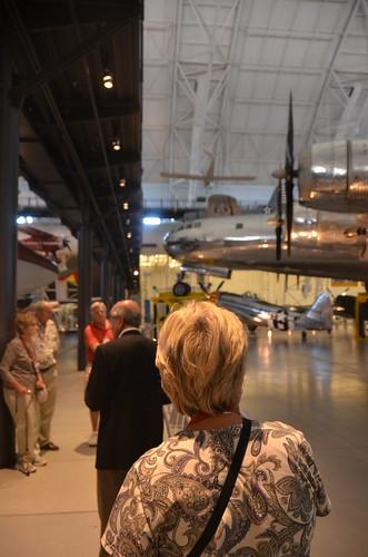 "Steven F. Udvar-Hazy Center: B-29 Superfortress ""Enola Gay"" panorama"