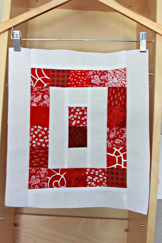 Square block - For Deidra