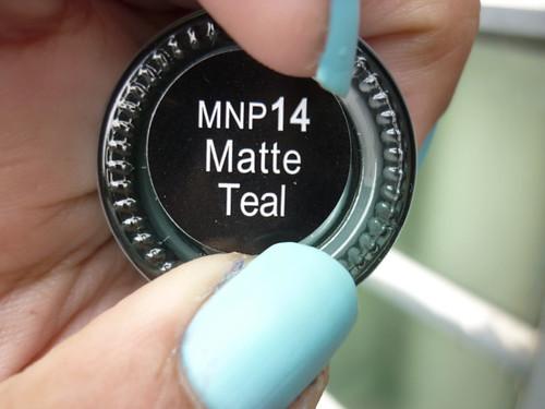 Nyx - Matte Teal