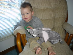 Ethan at 18 months