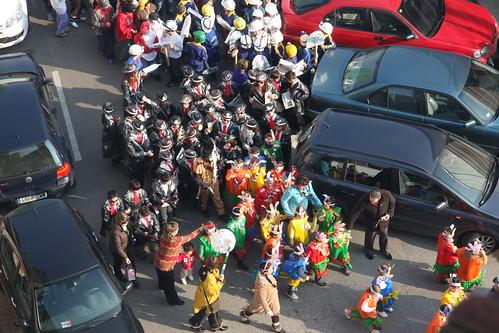 Carnival Ants