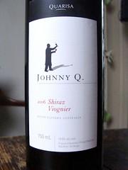 Johnny Q Shiraz Viognier (knightbefore_99) Tags: red rouge wine south australia shiraz vin eastern rosso vino viognier johnnyq quarisa