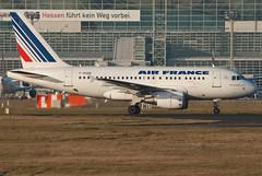 Air France Airbus A318-111 F-GUGN (26838) (Thomas Becker) Tags: paris france plane germany airplane geotagged deutschland airport nikon raw hessen frankfurt aircraft airbus d200 tamron flugzeug spotting fra airfrance cdg 200500 fraport rheinmain a318 eddf skyteam aerotagged a318111 luftfahrzeug 171006 261006 fgugn aero:man=airbus aero:airline=afr aero:series=100 aero:airport=eddf a318100 aero:model=a318 aviationphoto msn2918 dauab af1918 geo:lat=50039523 geo:lon=8596970 081223 aero:tail=fgugn