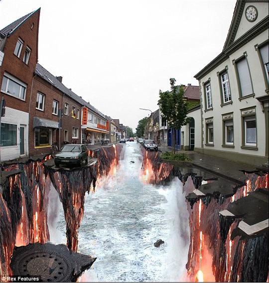 oeuvre art de rue 2