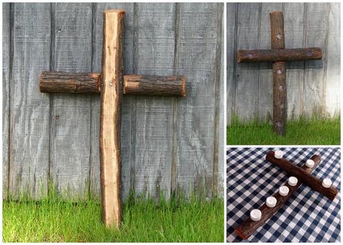 Our Lenten Worship Cross