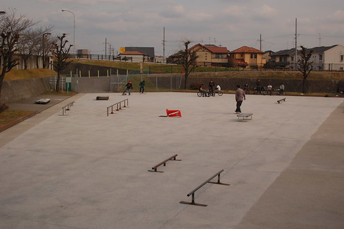 """Skate Park """"KAWANISHI"""""""