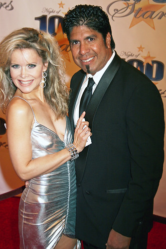 Tamara Henry and Gordon Vasquez