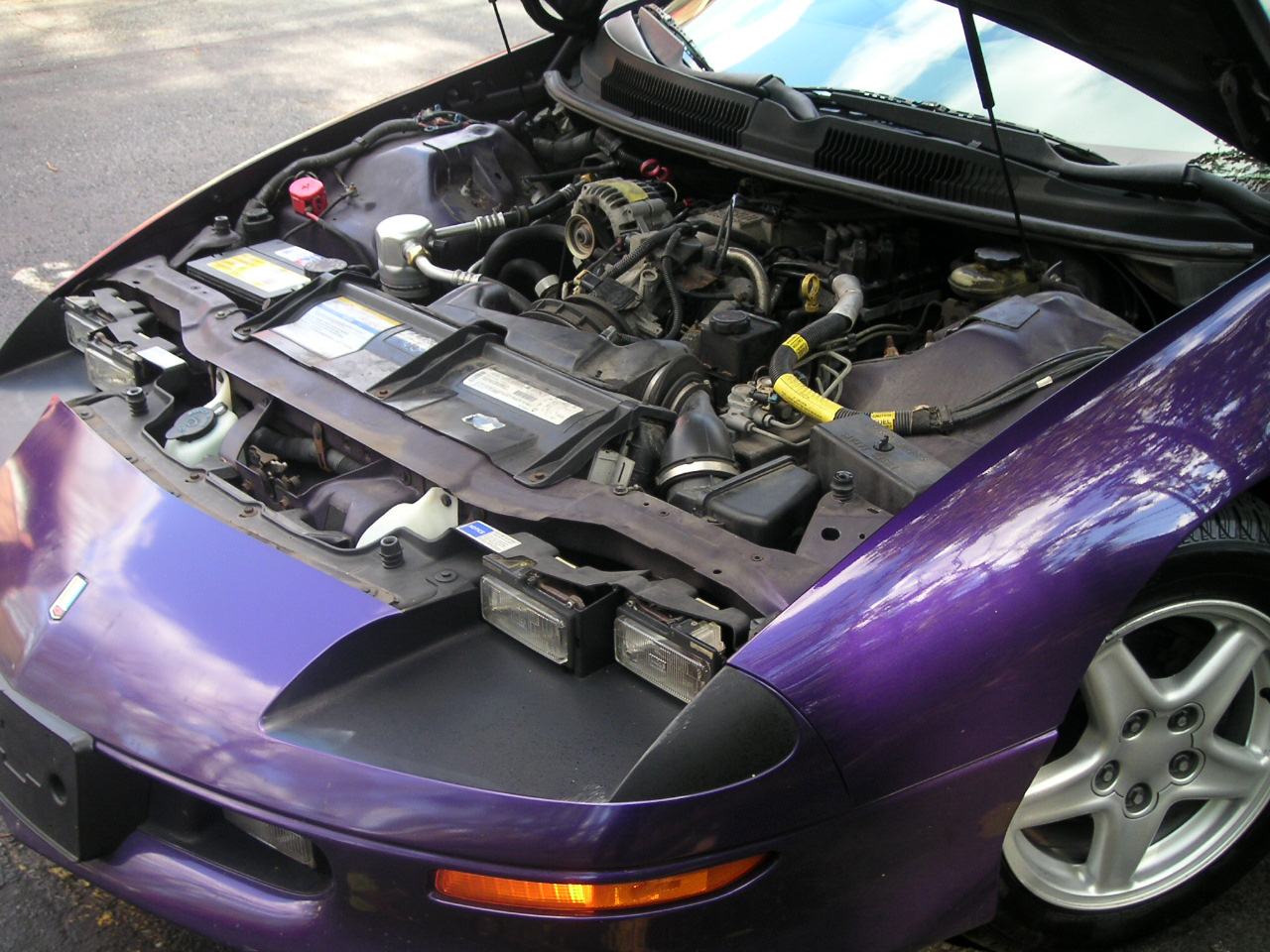 similiar 97 camaro engine keywords 1997 to 1998 bright purple metallic camaro rs z28 don t quote pics