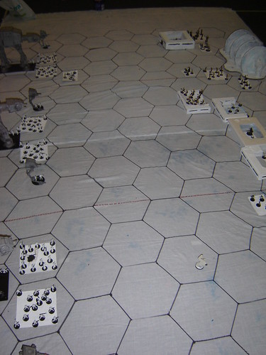 Assault on Hoth kicks off
