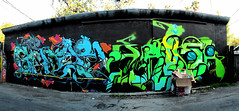 aloy, krush () Tags: graffiti los alley angeles letter awr msk seventh piece krush aloy tsl t7l greas