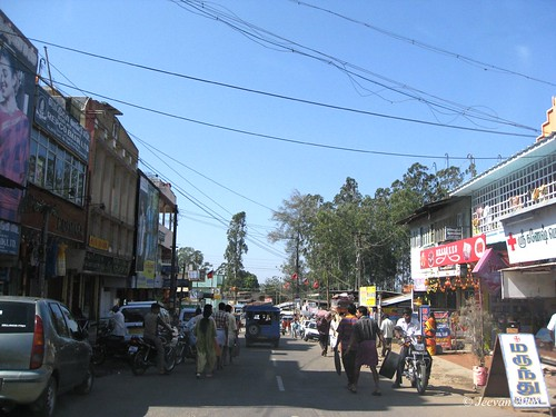 Valparai Main Road