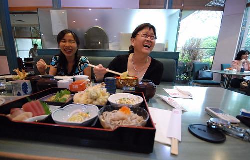 Japanese Association的美味日本餐