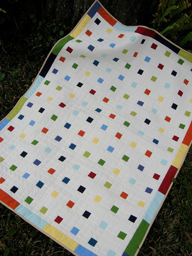 Color Play Quilt