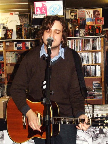Starsailor's James Walsh