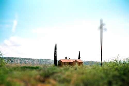 clark mansion-tiltshift