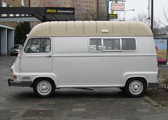 Renault Estafette (martin.w1) Tags: auto classic netherlands car nederland renault vehicle groningen renaultestafette