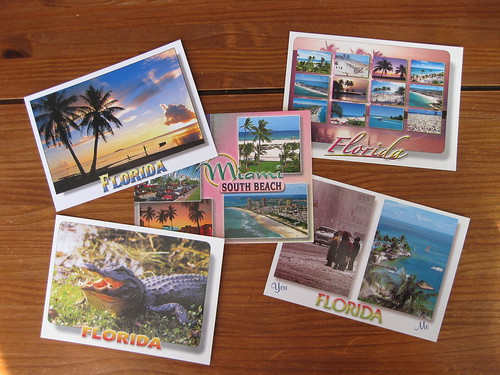 Postcards from Florida