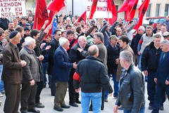 DSC_2932 (RufiOsmani) Tags: macedonia change albanian elections 2009 kombi osmani gostivar rufi shqip flamuri maqedoni gjuha rufiosmani zgjedhje ndryshime politike