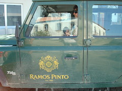 Sonia and the Ramos Pinto Defender