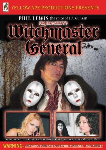 witchmaster general starring la guns singer to