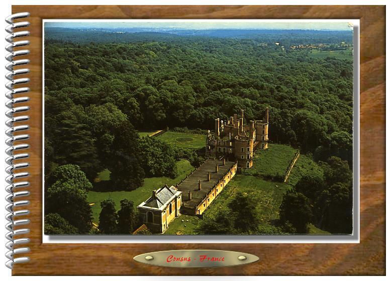 RANDAN Le Château et son parc