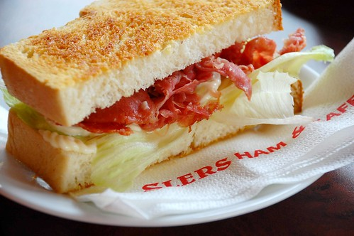 Slers Grilled Ham and Cheese