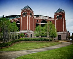 Arlington, TX - The Ballpark (Matt Pasant) Tags: arlington canon dallas spring texas baseball stadium tx dfw rangers texasrangers ballpark fortworth mlb ballparkinarlington tomhicks majorleaguebabseball