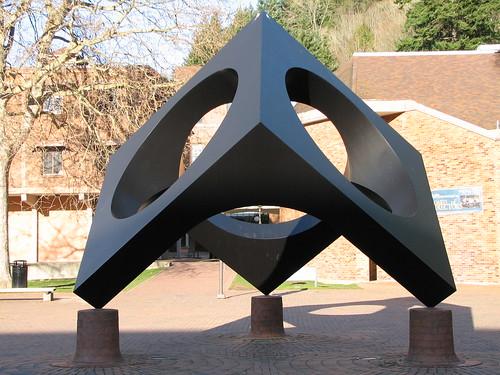 Isamu Noguchi, Skyviewing Sculpture, 1969
