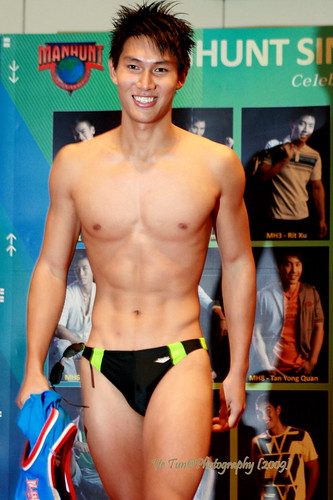 asian sexy underwear male model hot man hunt bikini shoot wallpaper