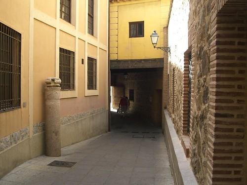 Pasadizo de Balaguer (Toledo) en 2009