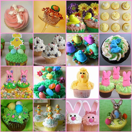 easter cupcakes pictures. easter cupcakes