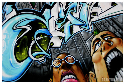 Brighton Graffiti 018