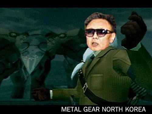 Metal Gear North Korea