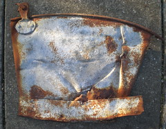 My new  bucket (Bruners) Tags: new bucket sunday dungeness tapies my