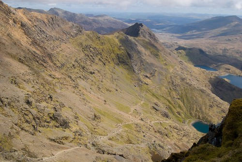 View from Mt Snowdon