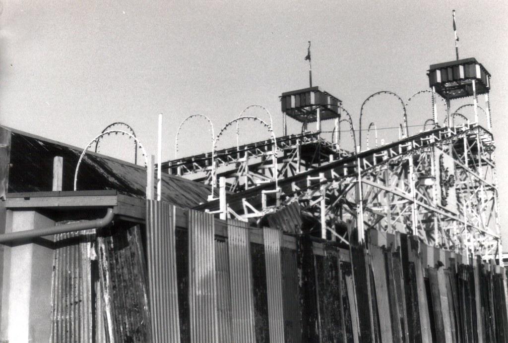 Trecco Bay Roller Coaster 1985