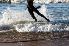 SkimBoard (Igorza76) Tags: sea beach water mar agua surf playa bizkaia euskalherria euskadi vizcaya laga skimboard ura hondartza itsasoa itsaso urdaibai euskalherriabizkaia