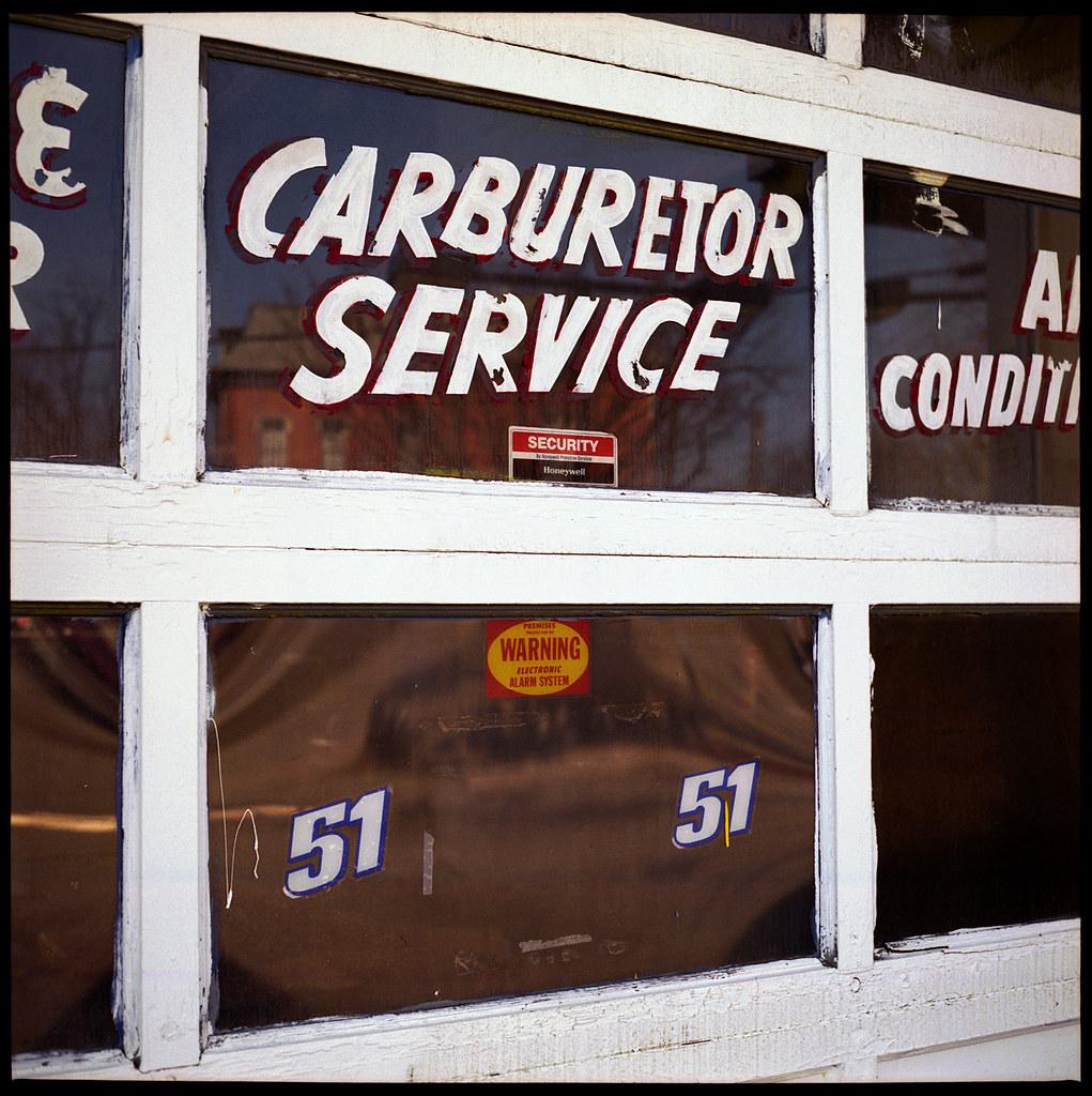 Carburetor Service