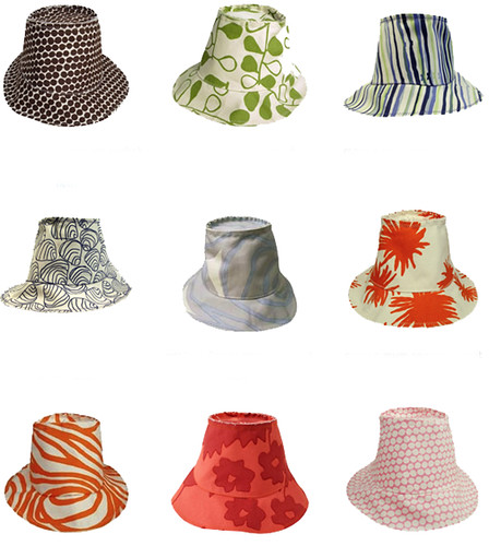Hable Construction: Garden Hats
