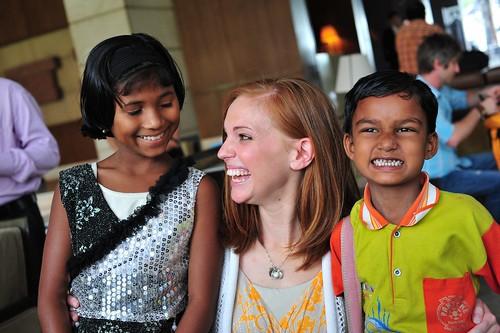 Compassion International Blog India