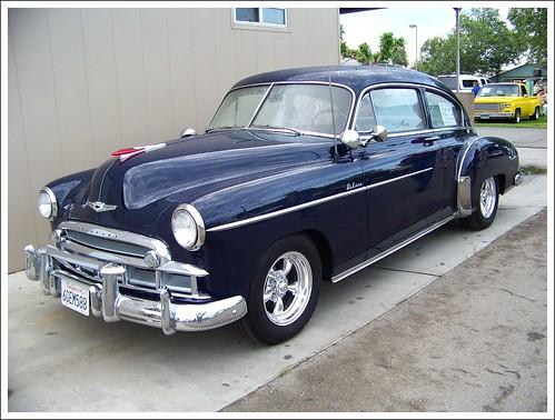 1949 Chevy Fleetline