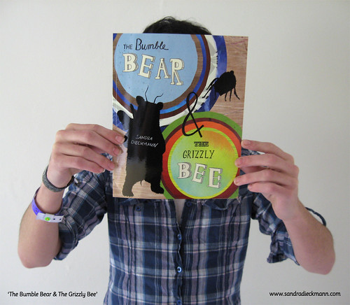 The Bumble Bear & The Grizzly Bee Hardcopy