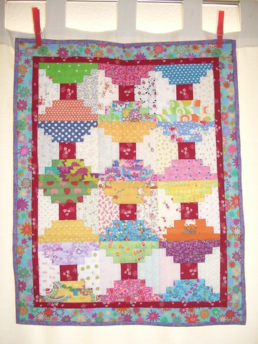 My DQS6 Quilt from Lurline
