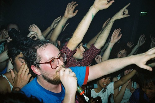 Dan Deacon, at Middle East tonight
