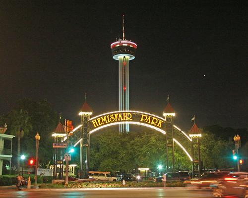 HemisFair Park por Flagman00.