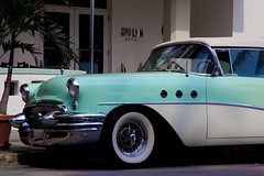 AvalonBuick_0741 (DaveHudPhoto) Tags: 1955 hotel buick classiccar miami convertible special southbeach avalon